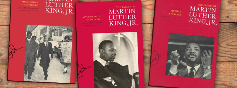 thesis for martin luther king jr