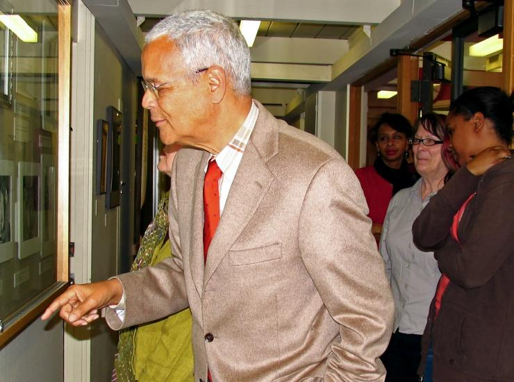 Julian Bond, January 31, 2008