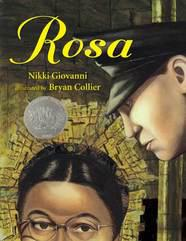 Rosa written by Nikki Giovanni,  illustrated by Bryan Collier