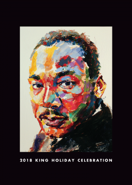 Painting Martin Luther King Jr Art