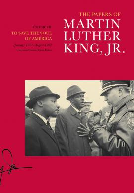 the papers of martin luther king jr volume vii to save the soul  cover of volume 7