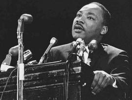 50 Years Ago: Martin Luther King, Jr., Speaks at Stanford University