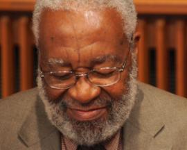 Photograph of Dr. Vincent Harding