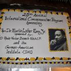 At King Birthday Celebration in Heidelberg, Germany, January 22, 2011