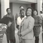 Coretta Scott King, November 6, 1986