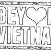 """Title of published copy of """"Beyond Vietnam"""""""